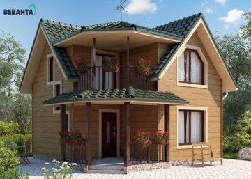 Проекты домов 7 на 7