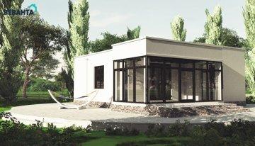 Проекты домов 10 на 10