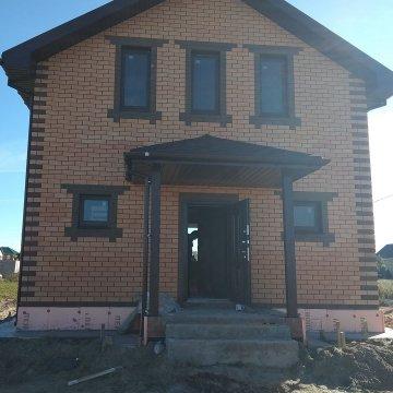 Дом построен в Тюмени компанией Веванта