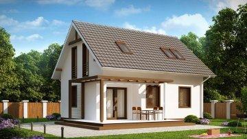 Проекты домов до 1 миллиона рублей