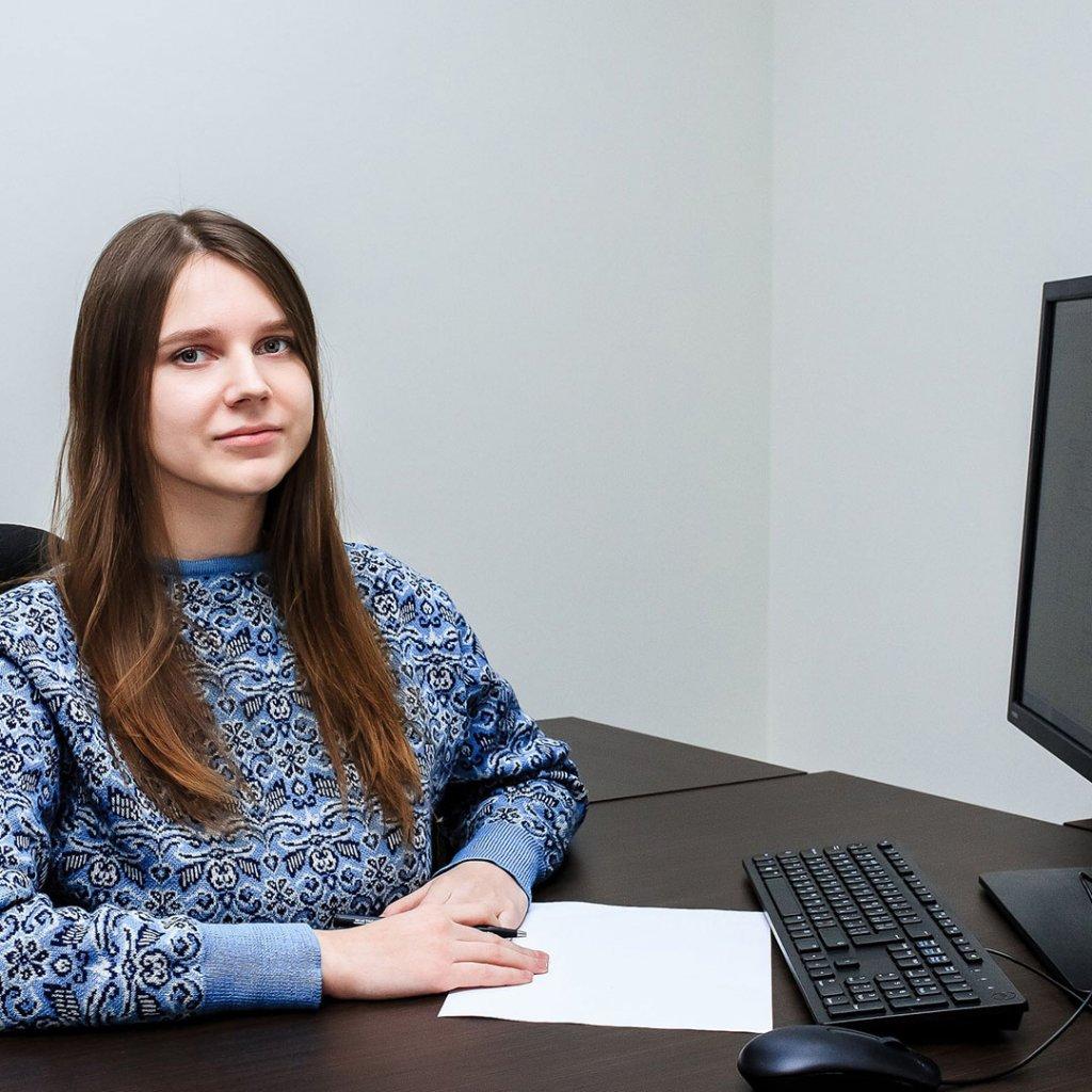 Анастасия главный архитектор компании Веванта