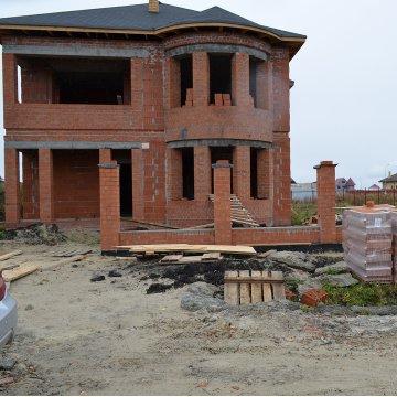 """Строительство дома по проекту """"Аркадий"""""""