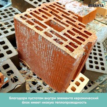 дома из керамических блоков Тюмень