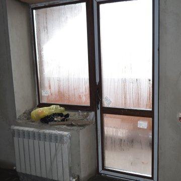 Выход на балкон - дом под ключ
