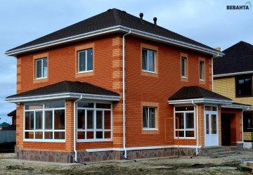 проекты домов с площадью от 110 до 150 кв.м. в Тюмени