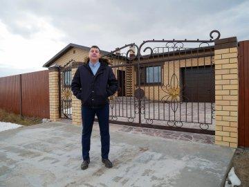 проекты домов с площадью от 150 до 200 кв. м. в Тюмени