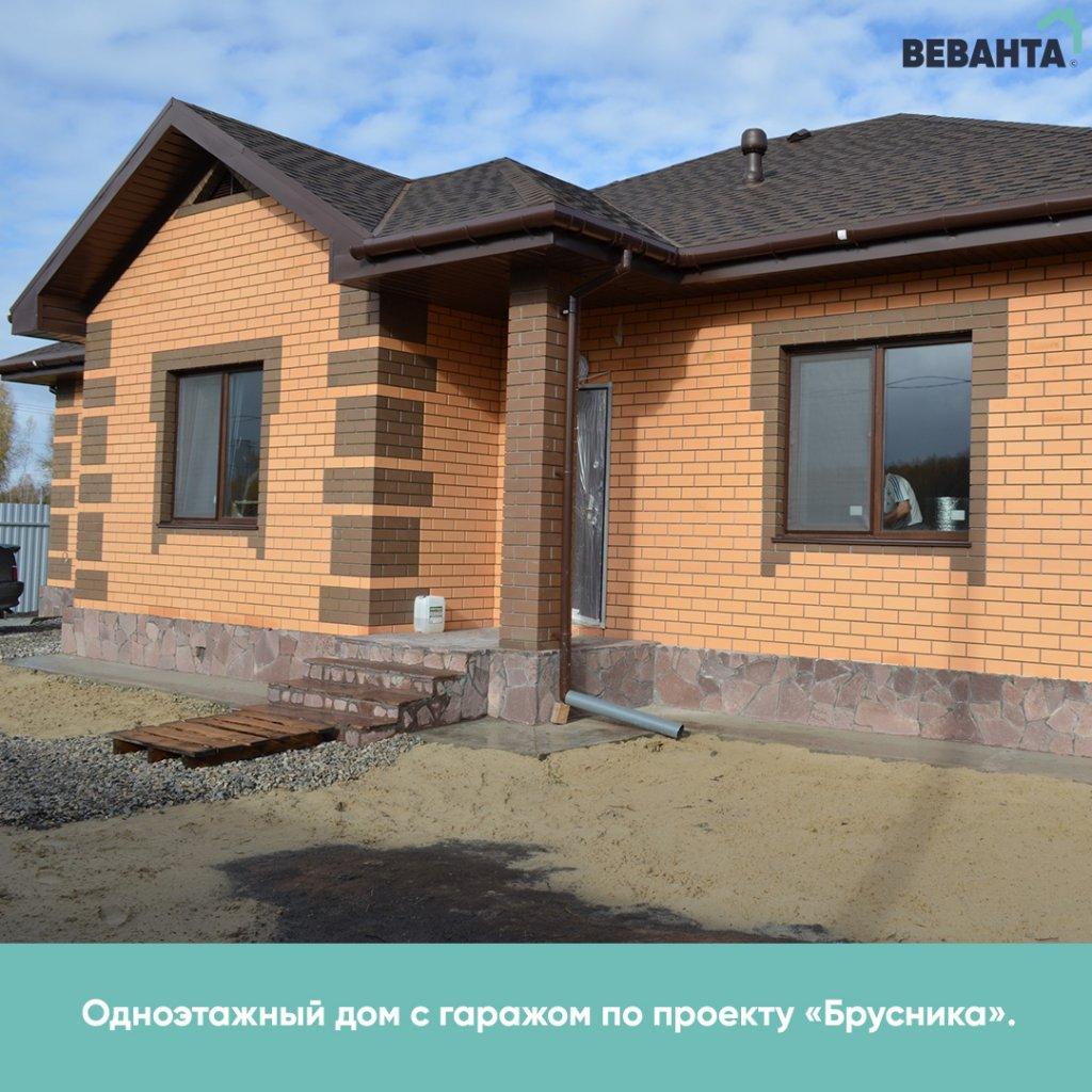 проекты домов из пеноблоков в Тюмени