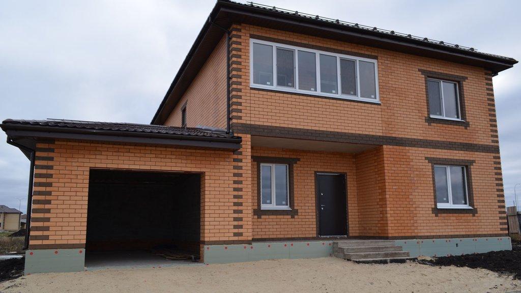 Дом построен по проекту Зеленые Холмы