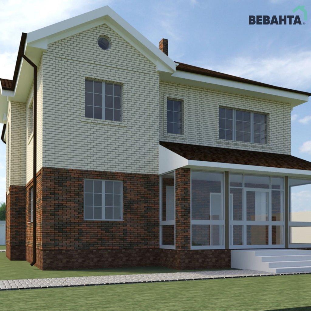 проекты домов с площадью от 200 кв. м. в Тюмени