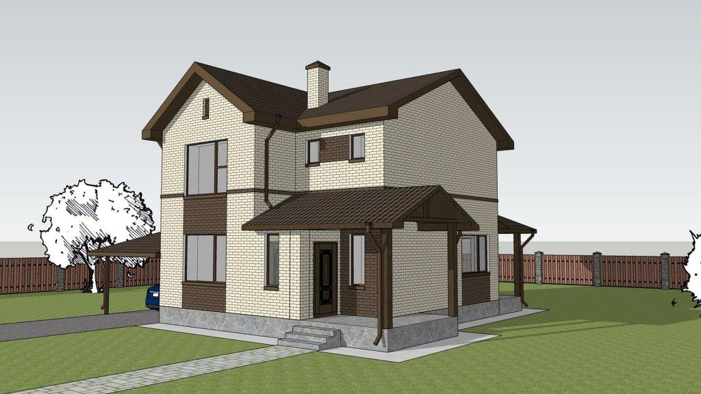 проект дома Веванта