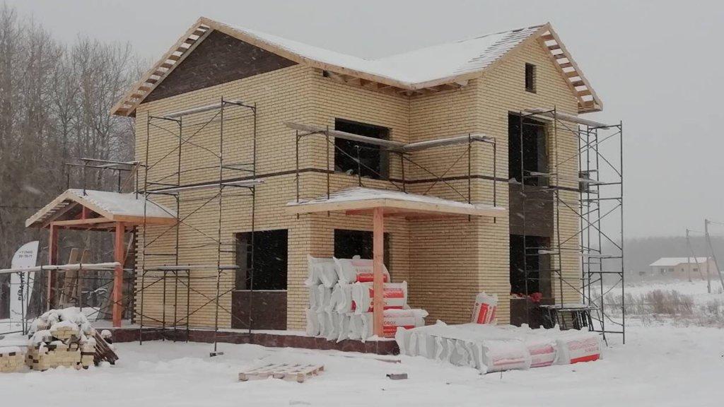 Дом строит Веванта