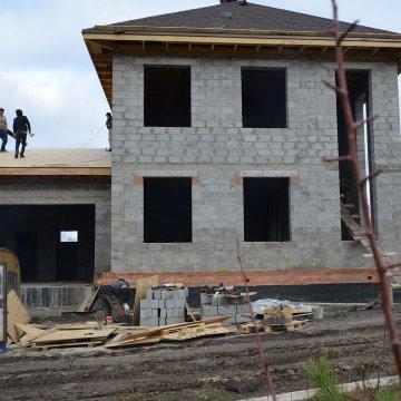 Дом строительство в Звенящие кедры