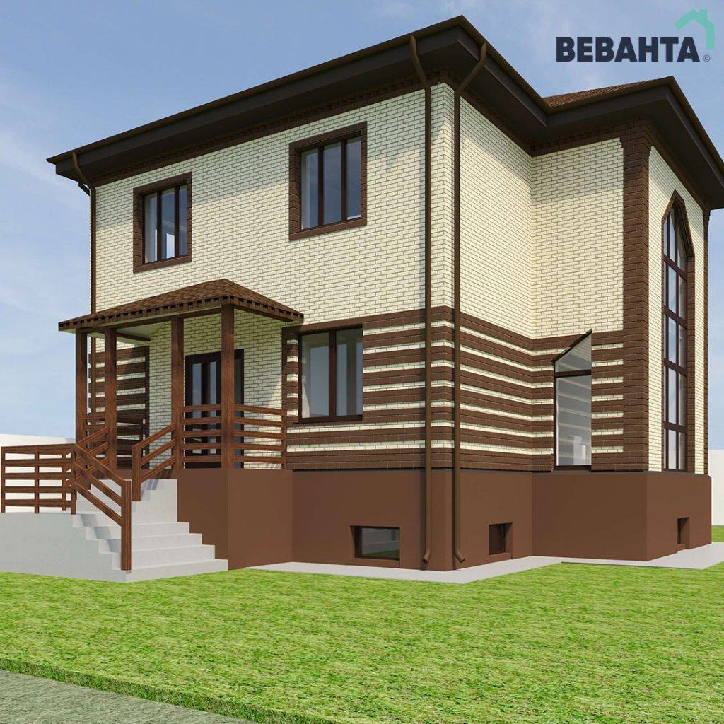 проекты домов с площадью от 150 до 200 кв.м. в Тюмени