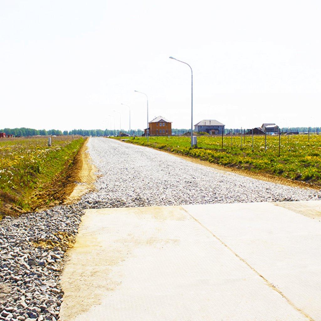 Строительство домов в КП Зеленые Холмы