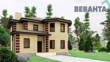 Проект дома Владимир