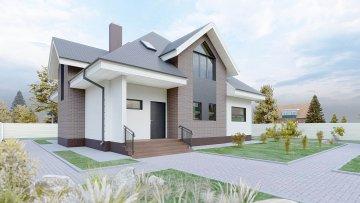 Проекты домов 12 на 12