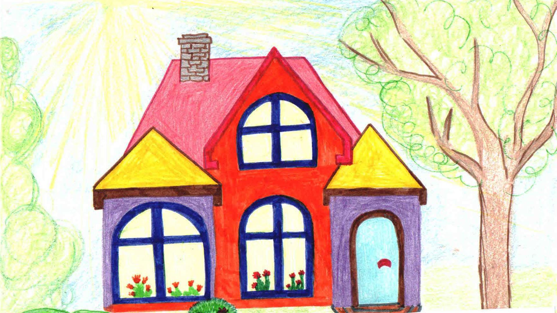 важно рисунок с домами 6 класс даже знаменитостей