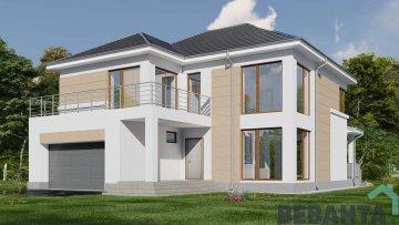 Проект дома Екатеринский