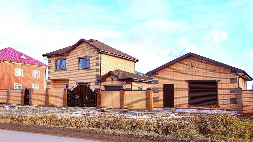 Строительство дома Руслан