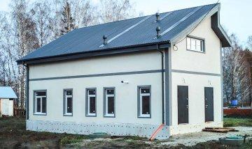 Дом по проекту Московский