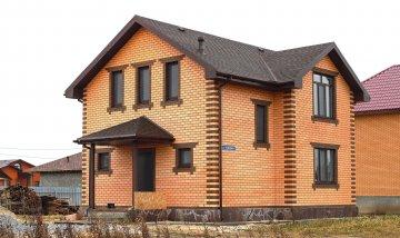 Строительство дома Анжелика