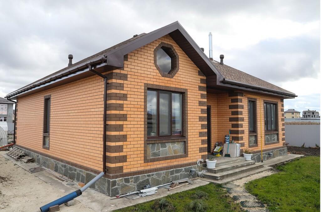 строительство дома Елена