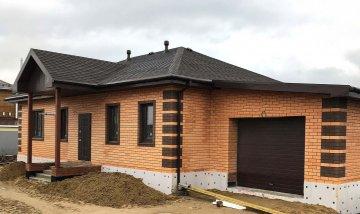 Строительство дома Гармония