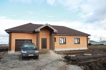 Строительство дома Георгий