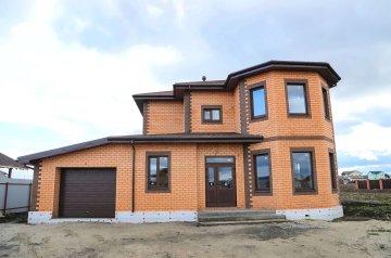 "Строительство дома ""Харрисон"". Цена в 2019 году 6 300 000 рублей."