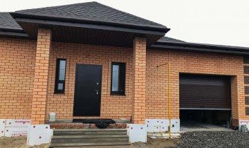 Строительство дома Холидей3