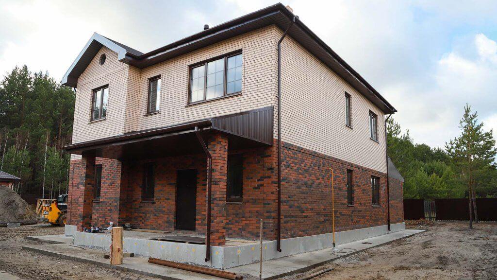 Строительство дома Кэпиталхоум