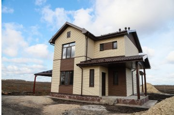 Строительство дома Солнечный 0 24