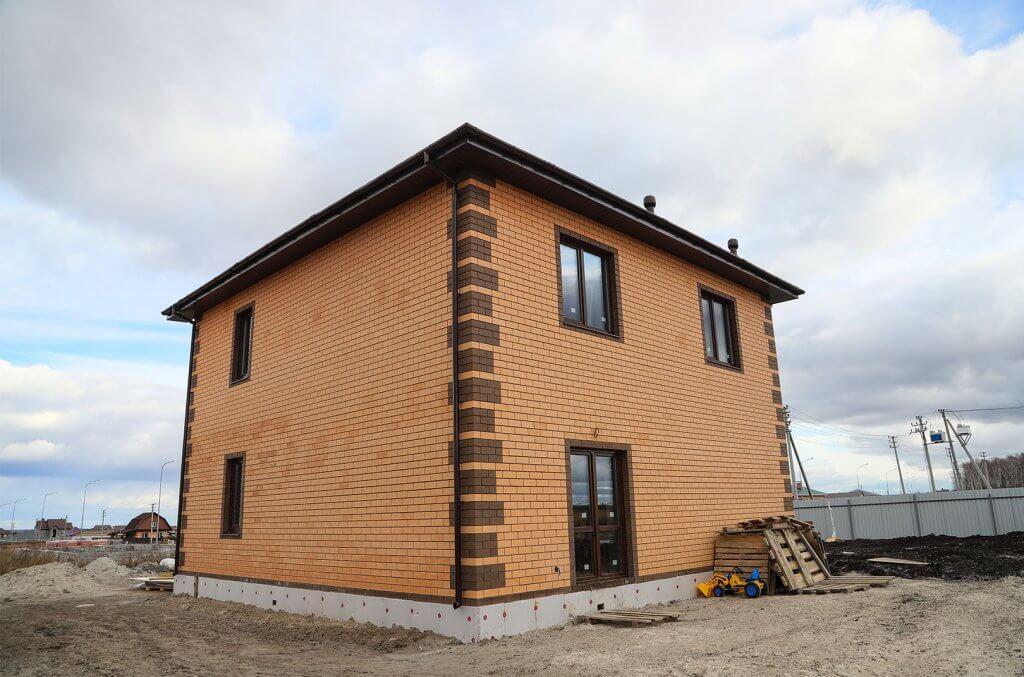 Строительство дома Винсент