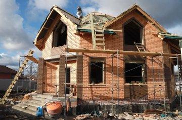 Строительство дома Зевс