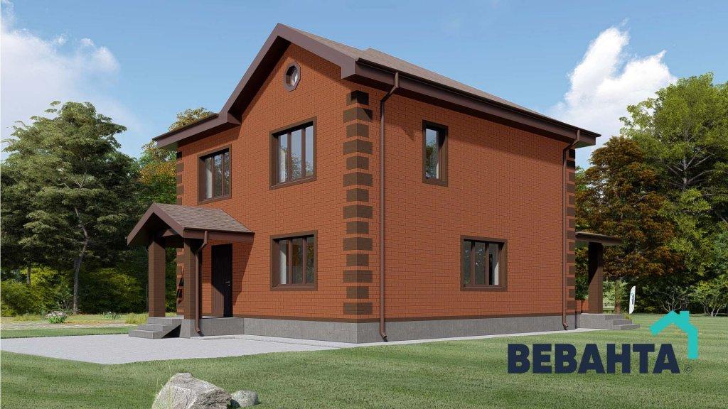 Проект дома Тобол