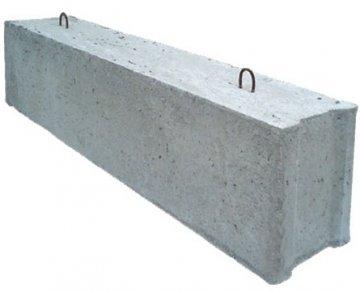 Блок под фундамент