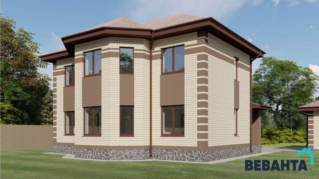 Проект дома Дулат