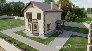 Проект дома Нарцисс