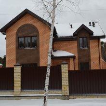 Строительство дома Остин