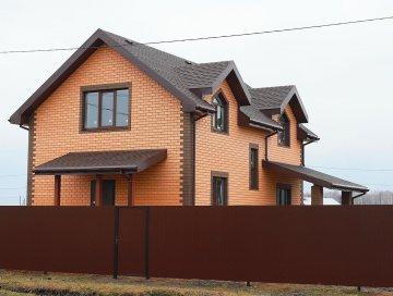 Строительство дома Раиса