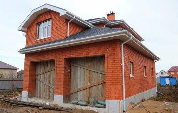 Строительство дома Роза