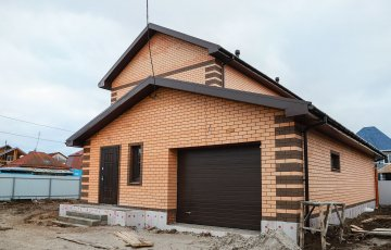 Строительство дома Усадьба Федоровых