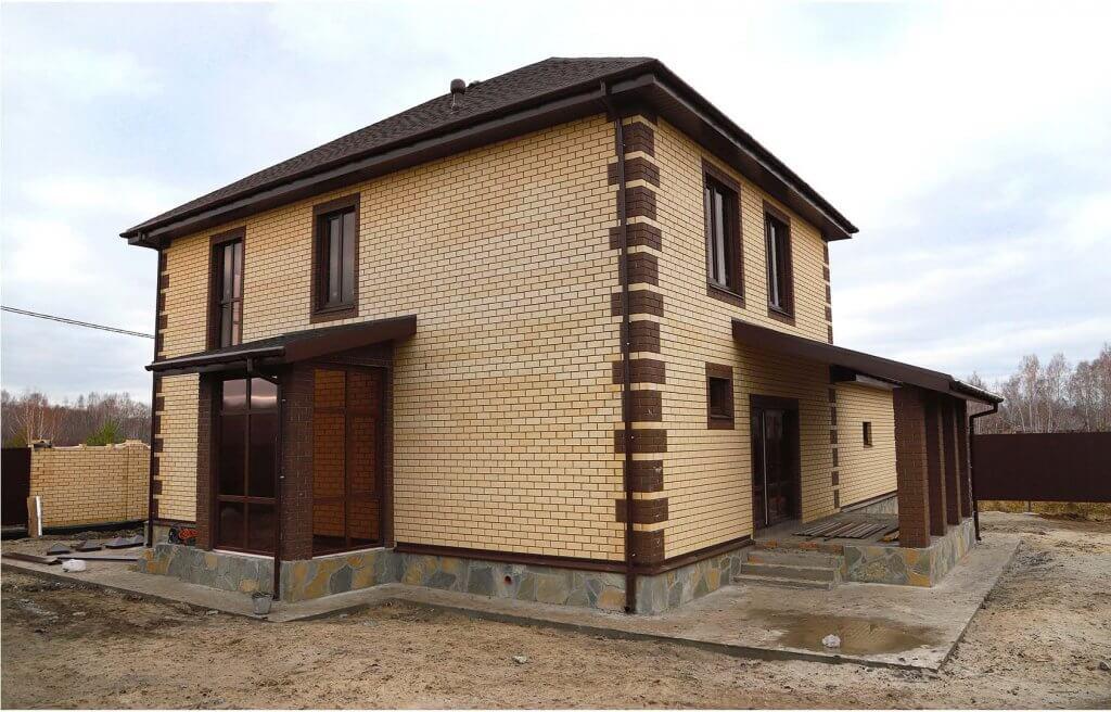 Строительство дома Усадьба Лебедевых