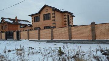 Строительство дома Усадьба на Знатной