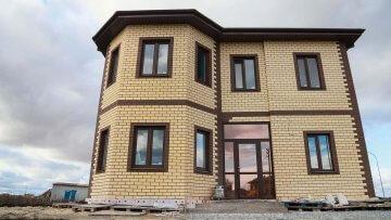Дом по проекту Тюменка