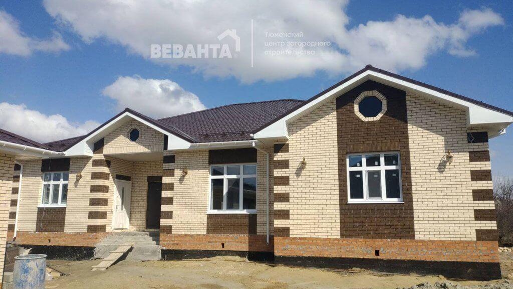 Строительство дома Лия