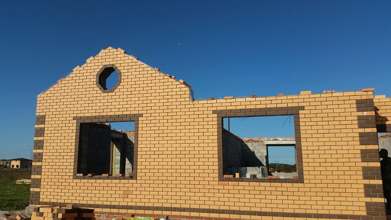 Строительство дома Кристофер