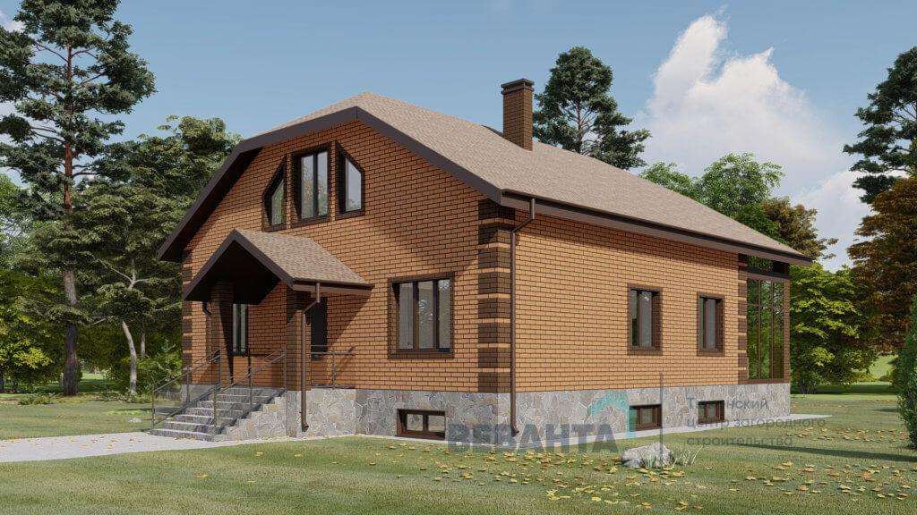 Проект дома Уолтер